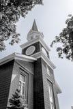 Steeple 3 da igreja Fotografia de Stock