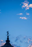 steeple imagem de stock