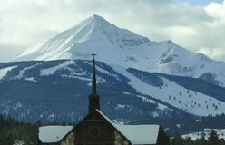 steeple Lizenzfreie Stockfotos