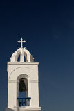 Steeple against blue sky Royalty Free Stock Photography