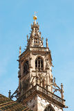 Steeple of cathedral. Stock Photo