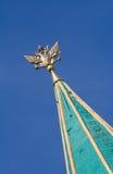 Steeple de tour de cloche Kolomenskoye, Moscou, Russie Photos stock