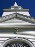 Steeple della chiesa Immagini Stock Libere da Diritti
