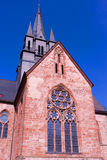 Steeple of German Monastery Stock Photography