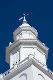 Steeple of the St. George Utah Temple Stock Image