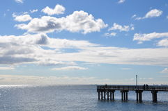 Steeplechase Pier Royalty Free Stock Images