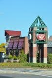 Steeplegate centrum handlowe w zgodzie, New Hampshire Fotografia Stock