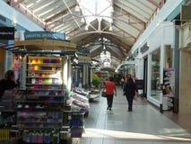Steeplegate centrum handlowe w zgodzie, New Hampshire Fotografia Royalty Free