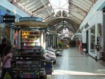 Steeplegate centrum handlowe w zgodzie, New Hampshire Obraz Royalty Free