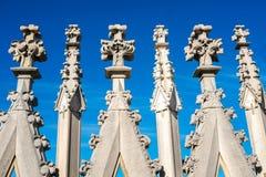 Steeples купола Стоковая Фотография