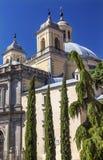 Steeples Мадрид Испания Сан-Франциско el большие Стоковые Фотографии RF