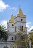Steeples собора Guaranda Стоковые Изображения RF