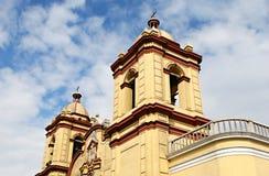steeples церков Стоковые Изображения