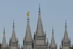 Free Steeples Of Salt Lake Temple Stock Images - 6275884
