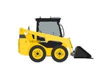 Steer loader. Royalty Free Stock Images