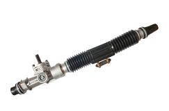 Steering rack Stock Images