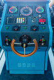 Steering Station on Cruise Ship Stock Photography