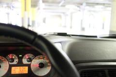 Steering weel Royalty Free Stock Image