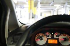 Steering weel Stock Photo