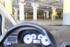 Steering weel Stock Image