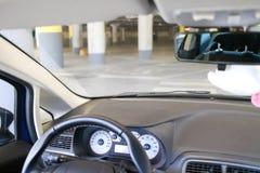 Steering weel Royalty Free Stock Photos