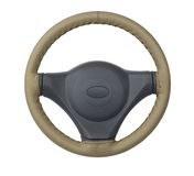 Steering wheel. Car steering wheel Royalty Free Illustration