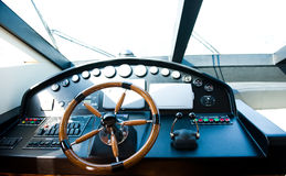 Steering wheel Royalty Free Stock Photo