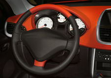 Steering wheel Stock Photography