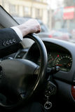 Steering Wheel Royalty Free Stock Photos