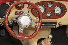 Steering-wheel Royalty Free Stock Image