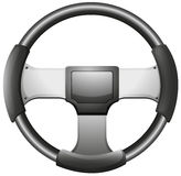 A steering wheel Royalty Free Stock Images