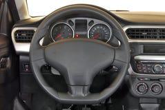 Steering wheel Stock Image