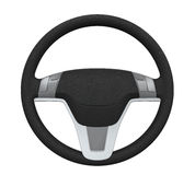 Steering Wheel Isolated Stock Photos