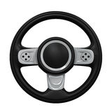 Steering Wheel Isolated Royalty Free Stock Image