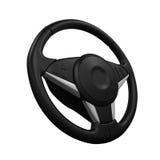 Steering Wheel Isolated royalty free illustration
