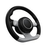 Steering Wheel Isolated Stock Photos