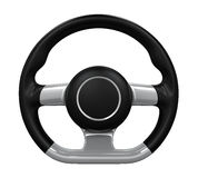 Steering Wheel Isolated Stock Images
