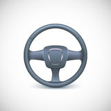 Steering wheel. Stock Image