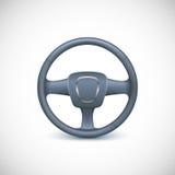 Steering wheel. Stock Image