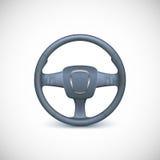 Steering wheel. Stock Photo