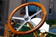 Steering wheel Royalty Free Stock Image