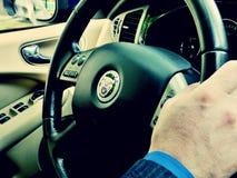 Steering Wheel, Steering Part, Motor Vehicle, Car Stock Image