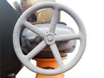 Steering wheel water pump Royalty Free Stock Image
