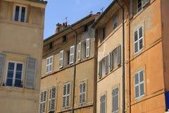 Steet in Aix en Provence Stock Image