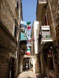 Steet in Taormina Royalty Free Stock Image