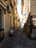 Steet in Taormina Royalty Free Stock Photography