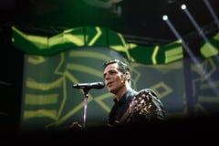 Stefan Banica Junior Concert Royalty-vrije Stock Afbeelding