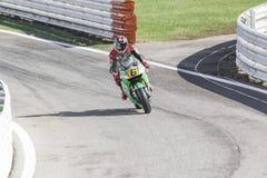 Stefan Bradl of Honda LCR Team racing Royalty Free Stock Image