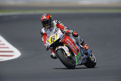Stefan bradl, moto gp 2012 Royalty Free Stock Photo