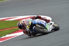 Stefan bradl, moto gp 2014 Stock Foto's